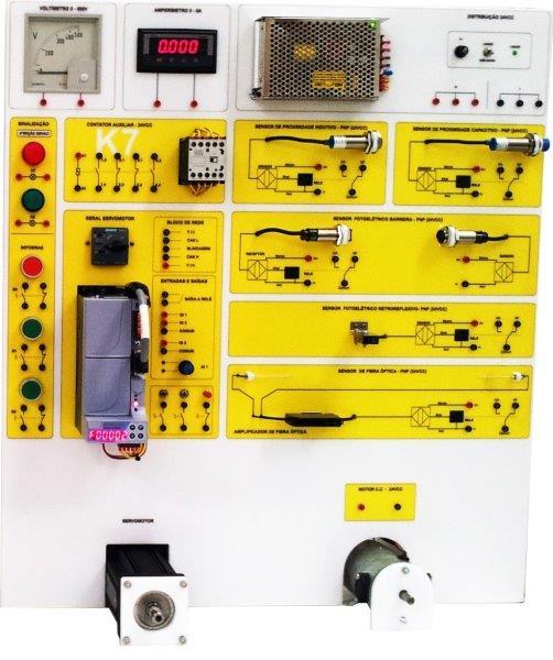 Kit eletrônica