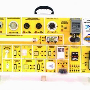 Bancada de teste elétrico