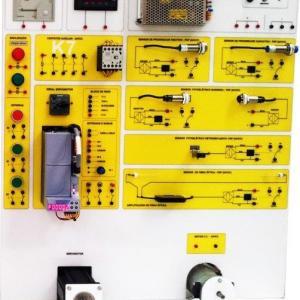 Kit didático eletrônica